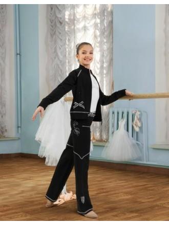 Спортивный костюм для девочек SGHK 201001