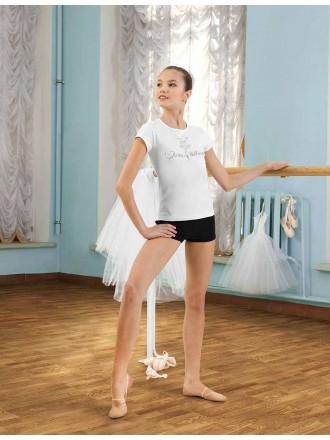 Детская футболка для танцев