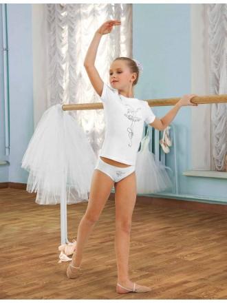 Комплект детской одежды для танцев