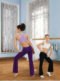 Детские брюки для танцев